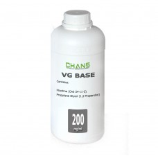 200mg/ml VG Nicotine Base